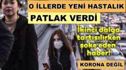 Türkiye koronavirüsle mücadele ederken ölümcül tehlike patlak verdi