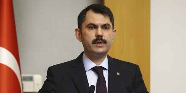 Bakan Murat Kurum'dan Kanal İstanbul ilgili açıklama geldi
