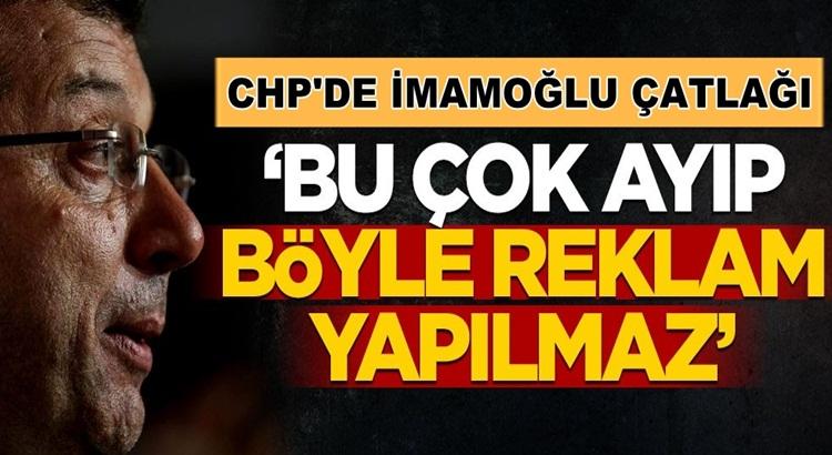 CHP'li İlhan Kesici'den Ekrem İmamoğlu'na sert eleştiri geldi