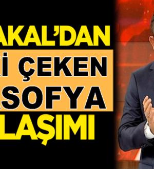 Fox Tv Haber Sunucusu Fatih Portakal'dan tepki çeken Ayasofya paylaşımı