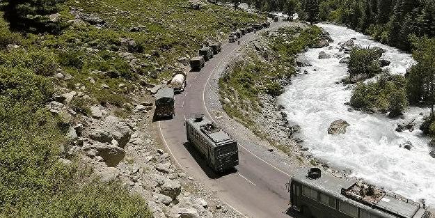 Hindistan ve Çin  20 askerin öldüğü bölgeden askerlerini geri çekti