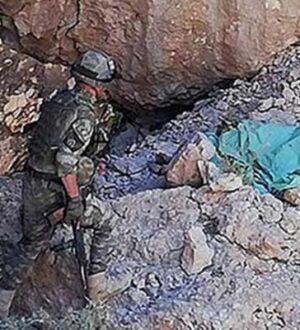 İçişleri Bakanlığı 2 teröristin imha edildiğini açıkladı
