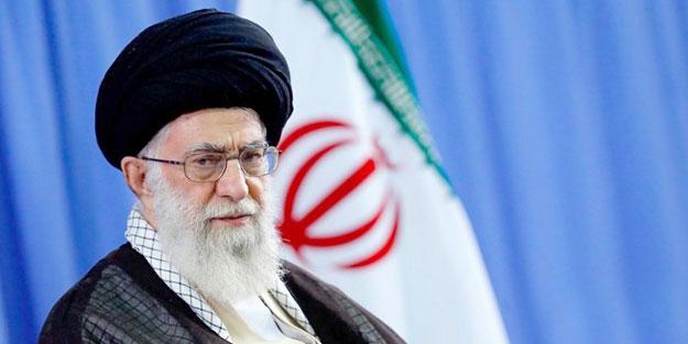 İran Lideri Hamaney ABD'nin uzun vadeli hedefini açıkladı