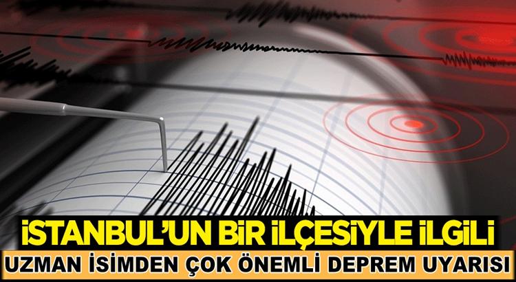 İstanbul depremiyle ilgili Uzman isim Prof. Dr. Haluk Özener konuştu