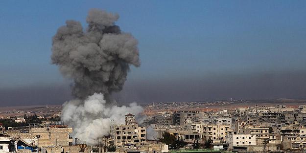 Katil Beşar Esed, İdlib'e saldırdı! Çok sayıda Ölü ve yaralılar var