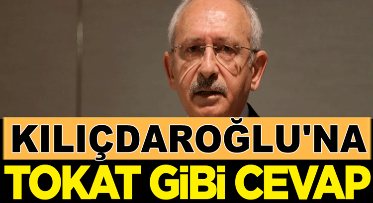 Kemal Kılıçdaroğlu'na Bakan Abdülhamit Gül'den tokat gibi cevap