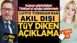 Lütfü Türkkan Kızı Dilara Türkkan'nın Hız yapmasını böyle savundu