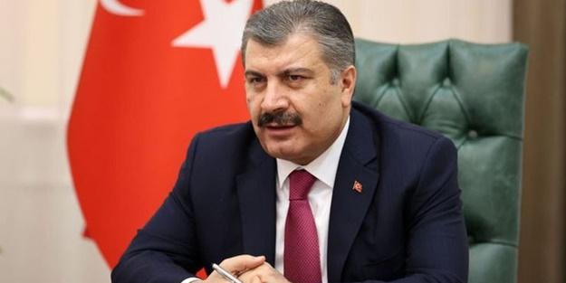 Sağlık Bakanı Fahrettin Koca 6 Temmuz Koronavirüs rakamlarını duyurdu