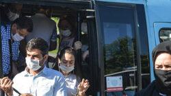 Sağlık Bakanı Fahrettin Koca'dan fazla yolcu tepkisi söz istiyoruz