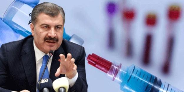 Sağlık Bakanı Fahrettin Koca'dan koronavirüste Bayram Müjdesi