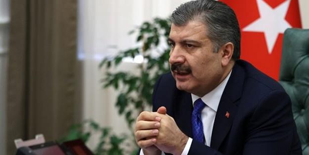 Sağlık Bakanı Fahrettin Koca'dan taraftarlara Korona Uyarısı