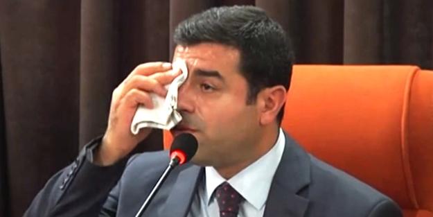 Selahattin Demirtaş'ın  tahliye başvurusu reddedildi.