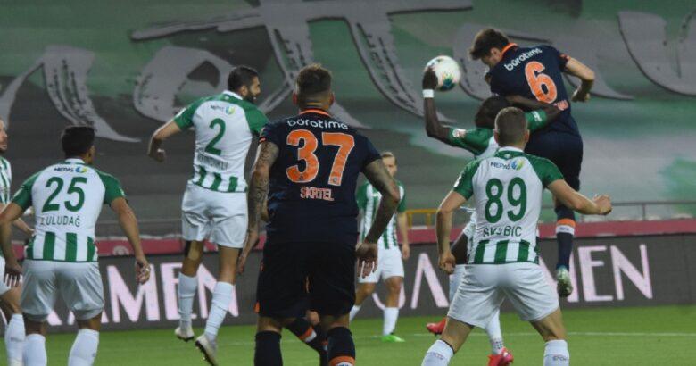 Süper Lig'in 32. haftasında  Konya'da 7 gollü müthiş maç