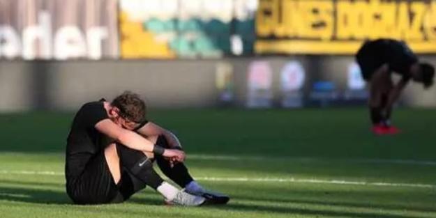TFF 1. Lig'den küme düşen son takımda belli oldu !