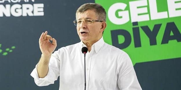 Ahmet Davutoğlu, Erdoğan ve Bakan Berat Albayrak'ı hedef aldı