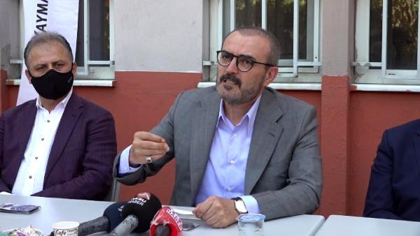 Ak Parti'li Mahir Ünal'dan CHP'ye çok sert tepki! Siz kimin tarafındasınız?