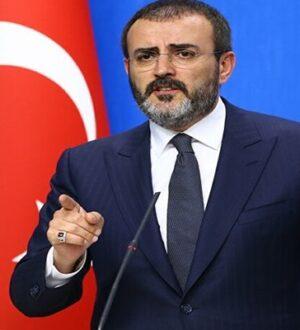 AK Parti'li Mahir Ünal'dan manipülatif anketlere cevap geldi
