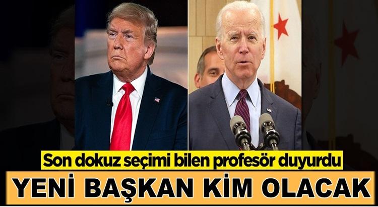 Amerika'da Seçimi Donald Trump mı, Joe Biden mi? Kazanacak