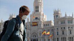Avrupa ülkesi İspanya'da  koronavirüs kâbusu artarak devam ediyor
