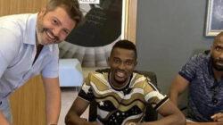 Beşiktaş Bernard Mensah transferini 19.05'te açıkladı