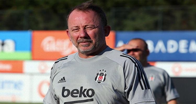 Beşiktaş Teknik Direktörü Sergen Yalçın: Zor bir kura oldu