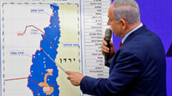 """Binyamin Netenyahu, """"İlhak planı hala uygulunabilir"""""""