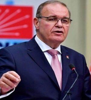 CHP Sözcüsü Faik Öztrak'tan hükümete Mısır çağrısı geldi