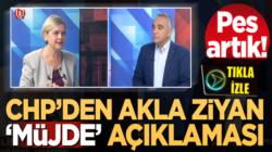 CHP'li Selin Sayek Böke'den akıllara zarar 'müjde' açıklaması