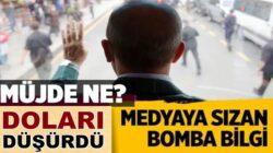 Cumhurbaşkanı Erdoğan'ın Cuma müjdesiyle ilgili bomba iddia!