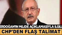 Erdoğan'ın Doğalgaz müjdesi sorası CHP'den vekillerine flaş talimat