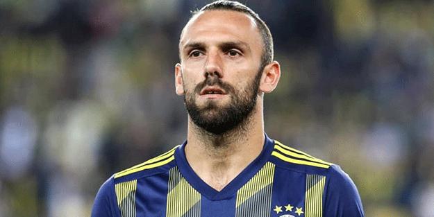 Fenerbahçe ile Vedat Muriç arasında lazio gerilimi yaşandı