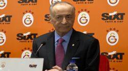 Galatasaray Başkanı Mustafa Cengiz basın toplantısında konuştu