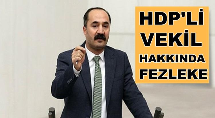 HDP Muş Milletvekili Mensur Işık'a kadına şiddetten fezleke