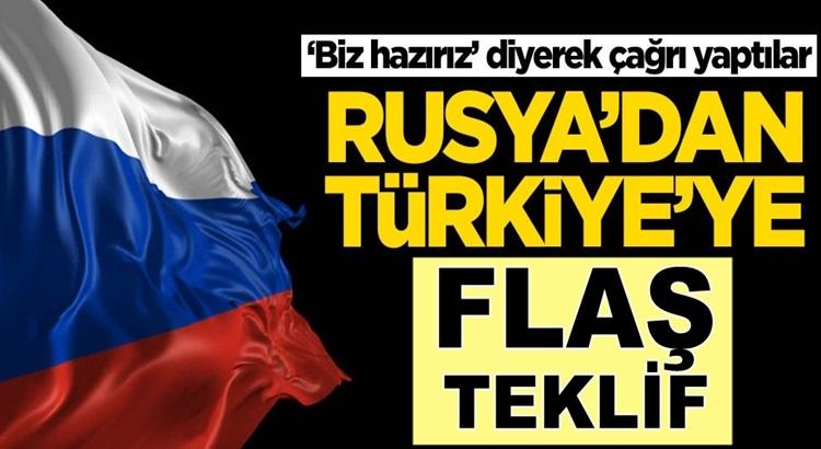 Karadeniz'de Doğalgaz keşfi sonrası Rusya'dan Türkiye'ye flaş teklif