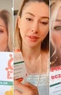 Koronavirüs ile ilgili Seda Sayan ve altı ünlü isme şok ceza