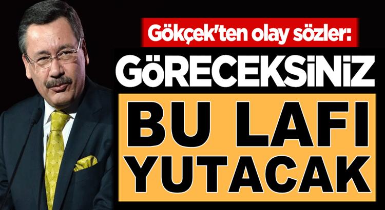 Melih Gökçek'ten Kemal Kılçdaroğlu'na olay sözler