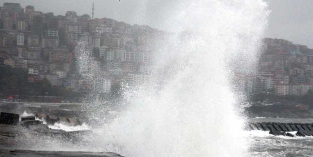Meteorolojiden Marmara bölgesi için kritik uyarı var