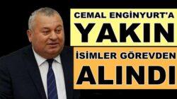 MHP Ordu'da Cemal Enyurt'a yakın isimler görevden alındı