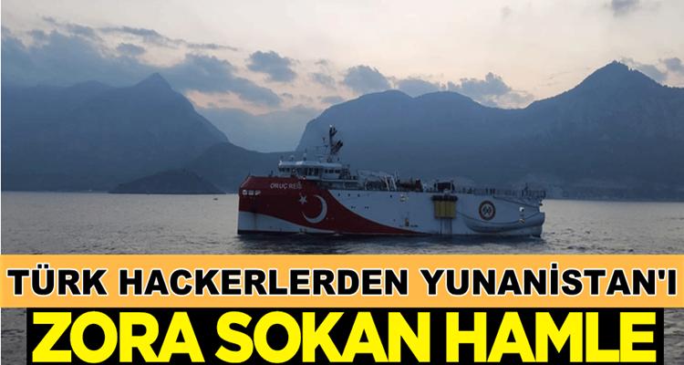 Türk Hackerlerden Yunanistan'ı sitelerini zora sokan hamleler