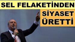 Yeni Parti Kuracak olan Muharrem İnce'den Giresun açıklaması