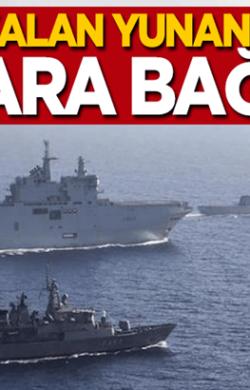 Yunanistan kendini koruyamayınca İtalya, Fransa ve BAE 'ye sığındı