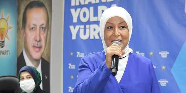 Akp Malatya Milletvekili Öznur Çalık, eski Türkiye geride kaldı