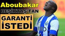 Beşiktaş yeniden istiyordu! Vincent Aboubakar'dan şok talep