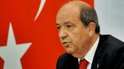 """KKTC Başbakanı Ersin Tatar, """"Akdeniz Fırtınası Tatbikatı""""na başarı diledi"""