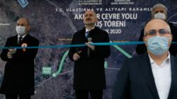 Adil Karaismailoğlu Açıkladı Manisa Akhisar Çevre Yolu hizmete açıldı