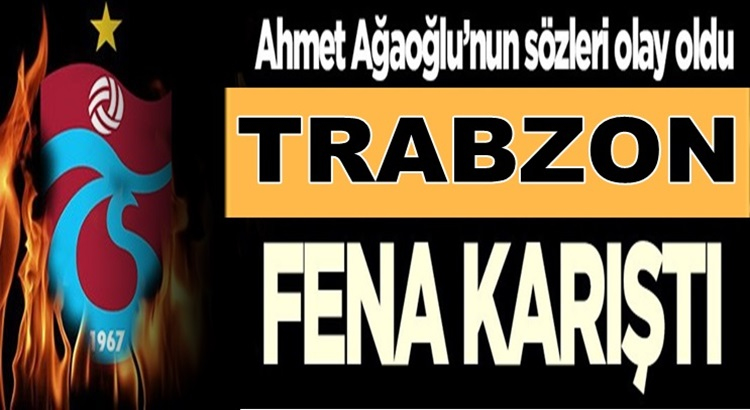 Ahmet Ağaoğlu'ndan, Galatasaray maçı sonrası olay paylaşım