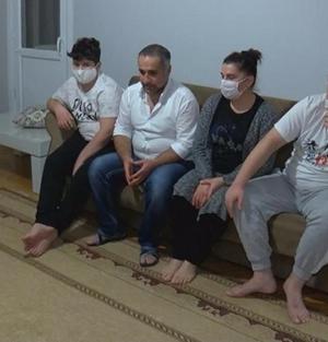 Alman polisinden Türk aileye Terör ve insanlık dışı muamele