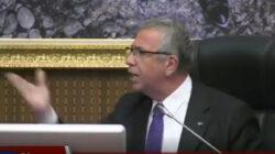 Ankara Büyükşehir Belediye başkanı Mansur Yavaş'dan yeni skandal