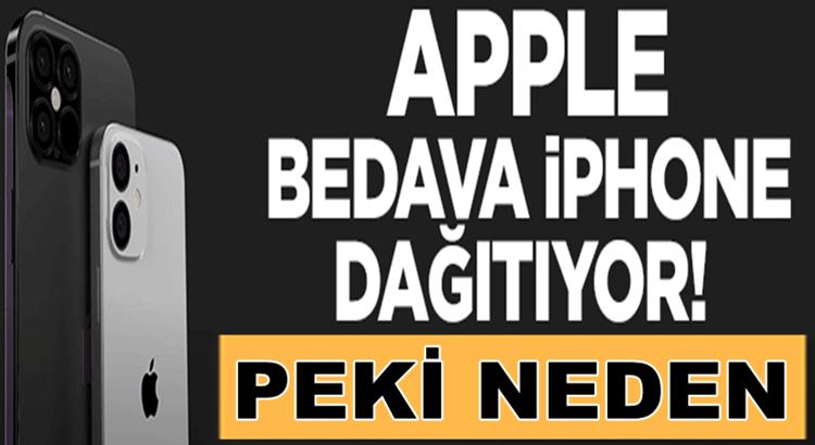 Apple, Hackerlere bedava iPhone dağıtıyor!