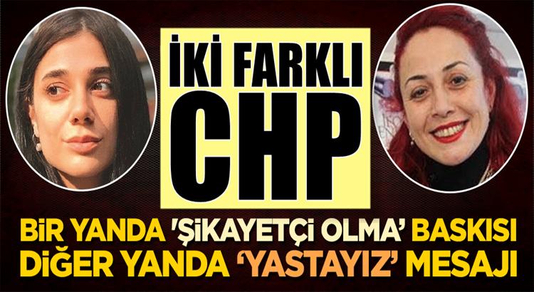 CHP'nin 'kadın cinayetine' bakışı parti içinde başka Aylin Sözer için başka